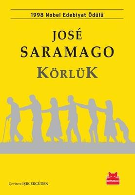 Körlük-Jose Saramago-Kırmızı Kedi